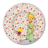 Den lille Prins, lille tallerken blomster
