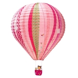 Rispapirslampe, Liz i luftballon