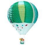 Rispapirslampe, Jef i luftballon