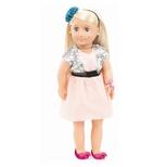 Anya dukke med smykker