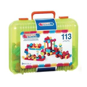 Bristle Blocks 113 i kuffert