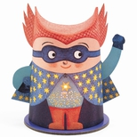 Mini natlampe, Mr. Super