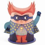 Mini natlampe, Mr. Super