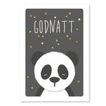 Panda plakat, Svensk A4