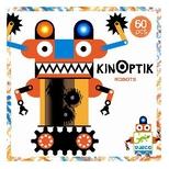 Kinoptik, Robotter - 58 dele