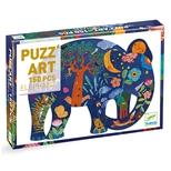 Puzz'Art, Elefant - 150 brikker