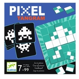 Hjernevrid, Pixel Tamgram