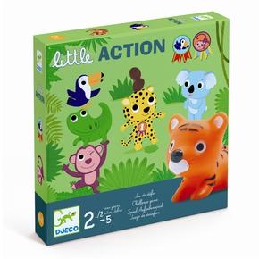 Spil for de små, Fest i Junglen