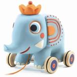 Trækdyr i vinyl, Elefant