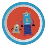 Robotter baby tallerken