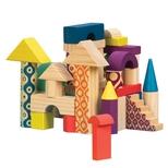 Wood U Build It - byggeklodser