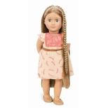OG Dukke, Portia med langt hår og hårpynt