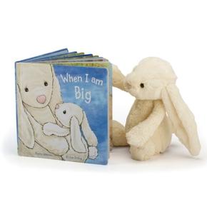 Jellycat Bog, When I am Big