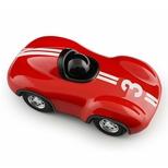 Playforever Le Mans, rød