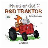 Hvad er det? Rød traktor