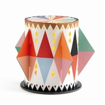 Lampe i papir, Rhombus