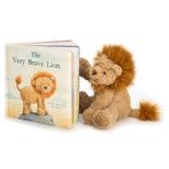 Bog: Den modige løve