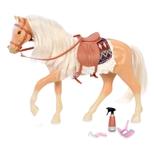 Lori hest, lysbrun