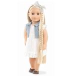 Phoebe dukke med hår der kan vokse