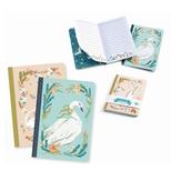 Lovely Paper notesbøger lille, Lucille