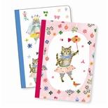 Lovely Paper notesbøger lille, Aiko