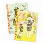 Lovely Paper notesbøger lille, Elodie