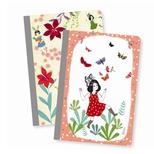 Lovely Paper notesbøger lille, Chichi