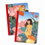 Lovely Paper notesbøger lille, Fedora