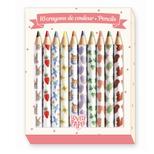 Lovely Paper 10 mini farveblyanter