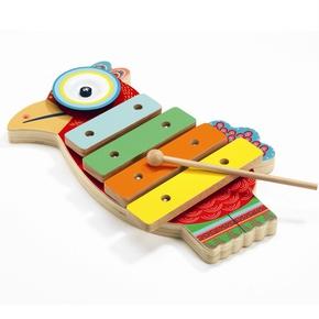 Papegøje xylophone