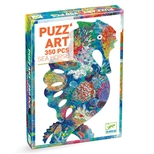 Puzz'Art, søhest 350 brikker