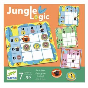 Hjernevrid, Jungle Logic