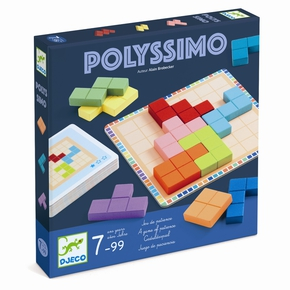 Hjernevrid, Polyssimo