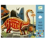 Kreativ mosaik, Dinoer