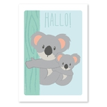 Studio Circus plakat, Koala A4