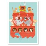 Studio Circus postkort, Noah's Ark