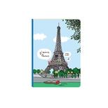 Paris notesbog, lille