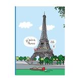 Paris notesbog, stor
