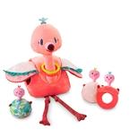 Anaïs Flamingo med unger