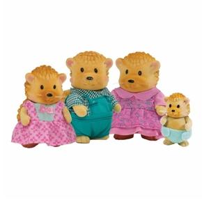 Familien Pindsvin