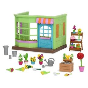 Li'L Woodzeez Blomsterbutik