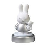 Miffy nightlight 3D silver