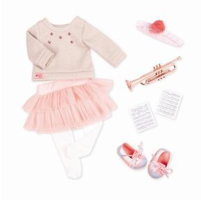 Deluxe dukketøj, trompet