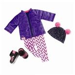 Deluxe dukketøj, thermo jakke