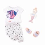 Dukketøj, Pyjamas med havfrue