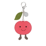 Amuseables Kirsebær Nøglering