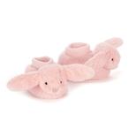 Bashful Kanin Futter, lyserød