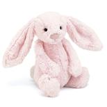 Bashful Kanin, lyserød stor 36 cm