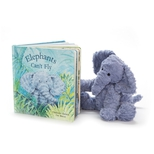 Jellycat bog, ELEPHANTS CAN'T FLY BOOK