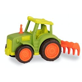 Wonder wheels, traktor m/harve